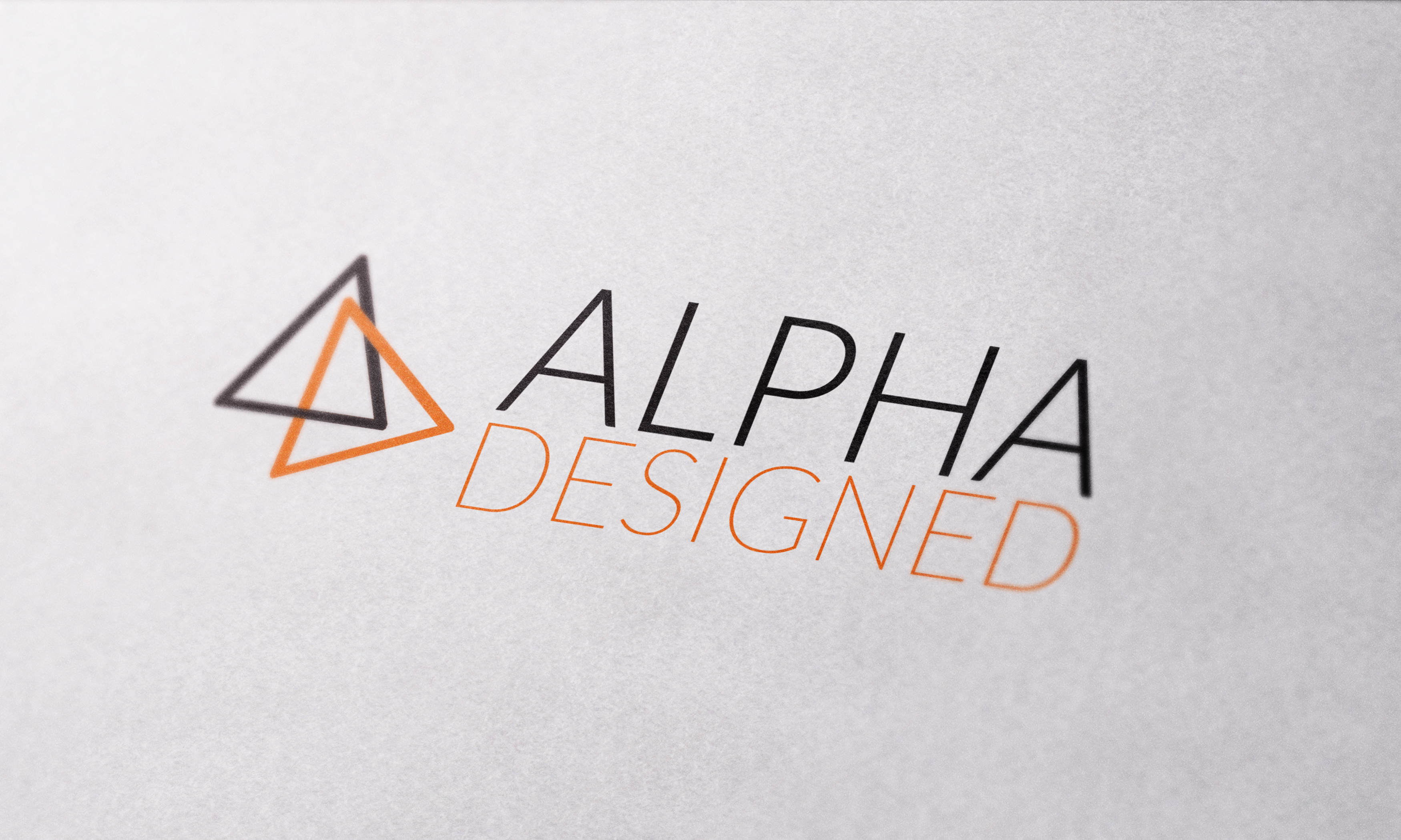 Alpha Designed