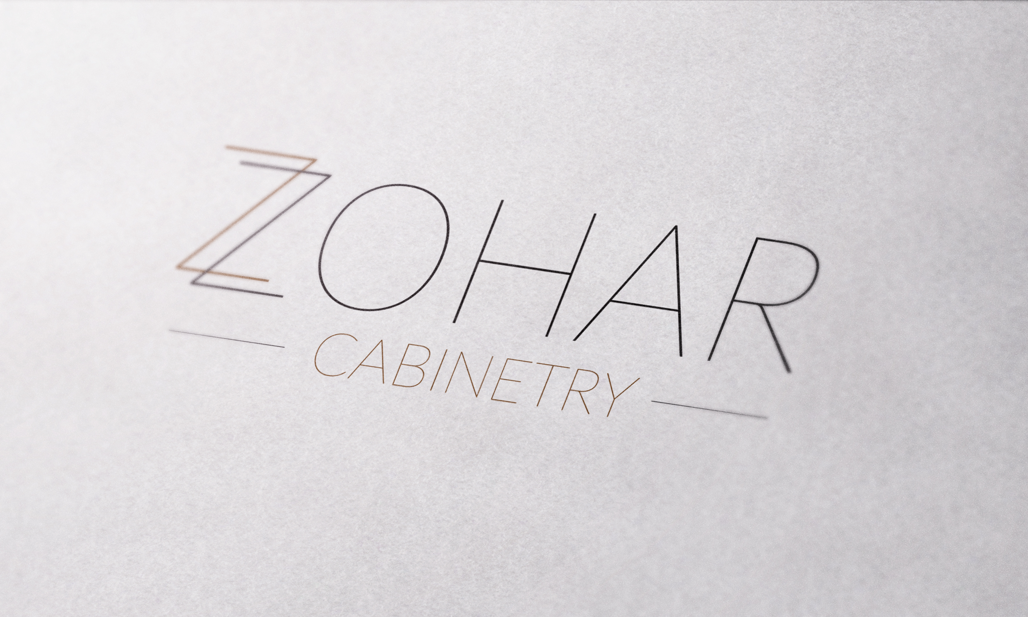 Zohar Cabinetry